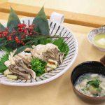会津地鶏のやわらか煮